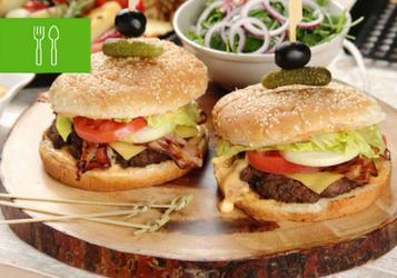 Burgery - 8 najlepszych przepisów
