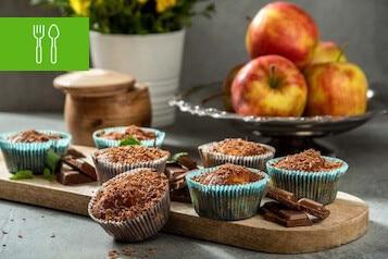Owocowe maleństwa, czyli babeczki i ciasteczka z sezonowymi owocami