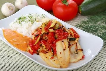Panga w pomidorach