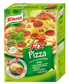 Pizza Knorr