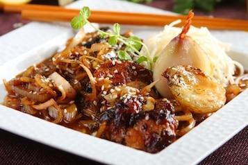 Polędwiczka po chińsku