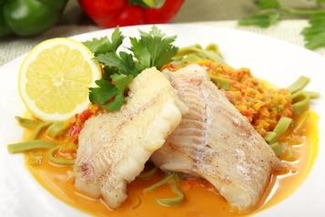 Ryba w sosie paprykowym