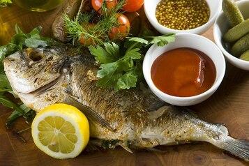 Ryba z masłem cytrynowym