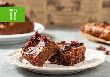 5 przepisów na zimowe ciasta bez glutenu