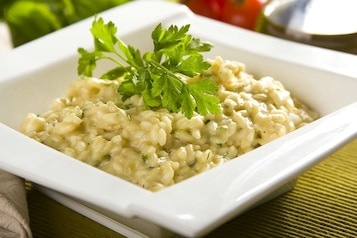 Serowe Risotto - VIDEO