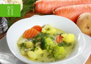 Mocno warzywne zupy
