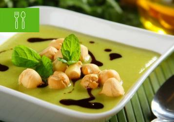 Wiosenne zupy kremy