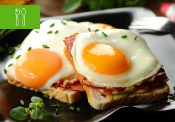 Top 5 przepisów na śniadanie z jajem