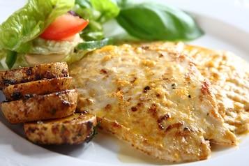 Soczysty kurczak w majonezie