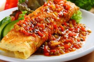 Sos do omletów po hiszpańsku