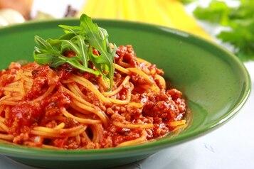 Sos włoski do spaghetti