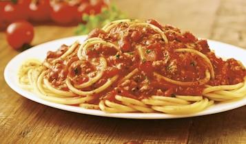 Spaghetti Bolognese extra ziołowe - VIDEO