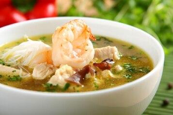 Srebrna zupa chińska