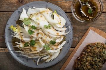 Surówka z kopru włoskiego do obiadu