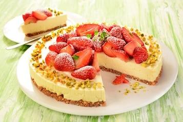 Ciasto z truskawkami [TOP 10 PRZEPISÓW]