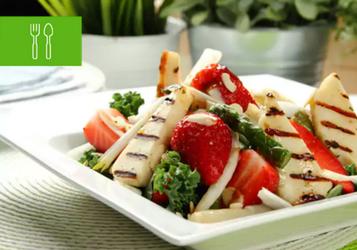 5 przepisów na szparagi z grilla