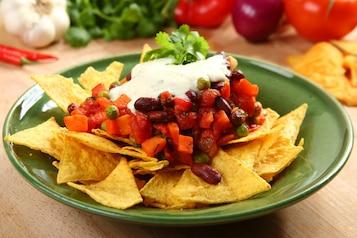 Tacos wegetariańskie
