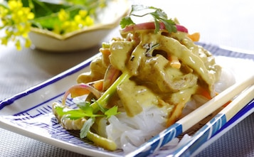 Tajska wołowina z curry