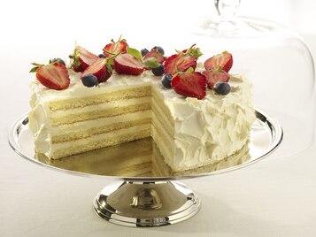 Tort jasny z nutą cytrusową