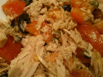 Tuńczyk w pomidorach