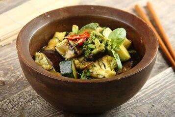 Warzywa w curry