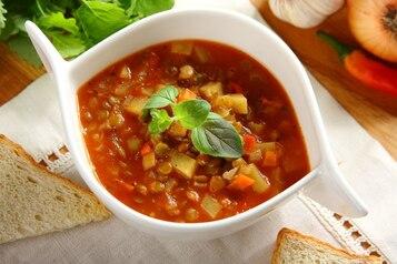 Warzywny sos bolognese z soczewicą