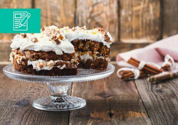 Wegańskie i bezglutenowe ciasto – najlepsze przepisy na zimę