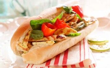 Włoska kanapka