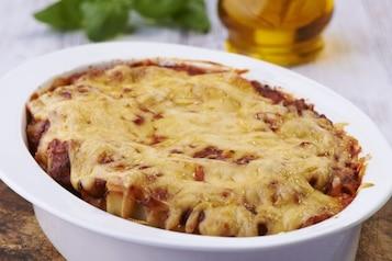 Zapiekane cannelloni Toscana