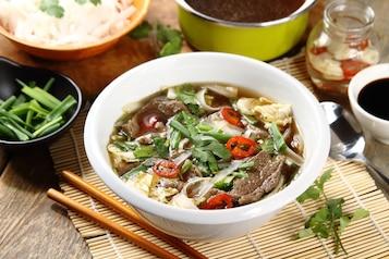 Zupa Pho Bo z Wietnamu