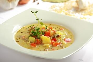 Ziemniaczana zupa