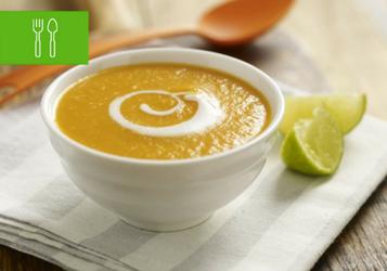 6 aromatycznych zup z marchewką