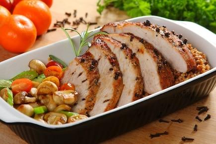 Wielkanocny Obiad Pieczen Z Szynki Dziennik Szefa Przepisy Pl