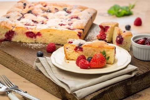 Truskawkowe ciasta