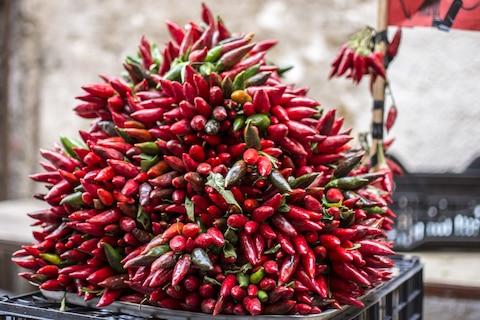 Chili z Indii – będzie naprawdę gorąco!