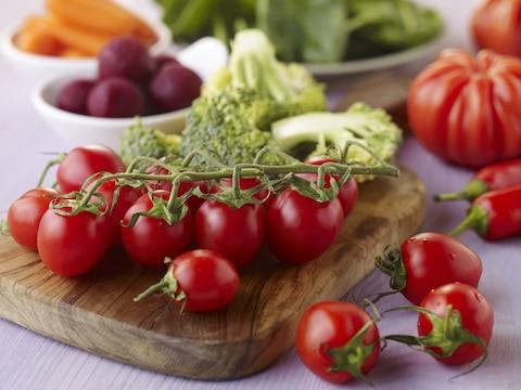 Letnie warzywa. Niewyczerpane bogactwo
