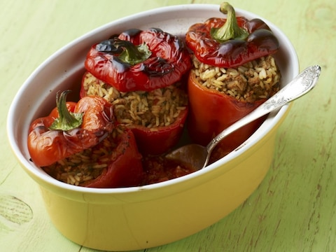 Wyśmienite dania z papryki faszerowanej