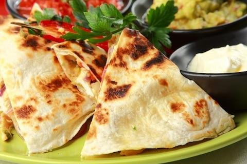 Podróże meksykańskie. Kuchnia z północy czyli quesadillas, fajitas i inni.