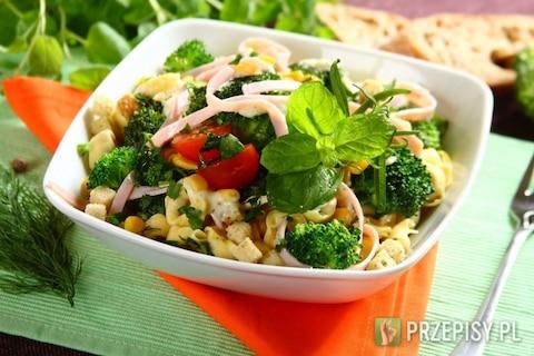 Brokuły w sałatkach