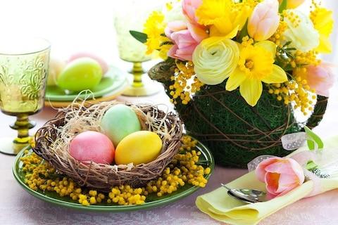 Czas zacząć przygotowania do Wielkanocy.