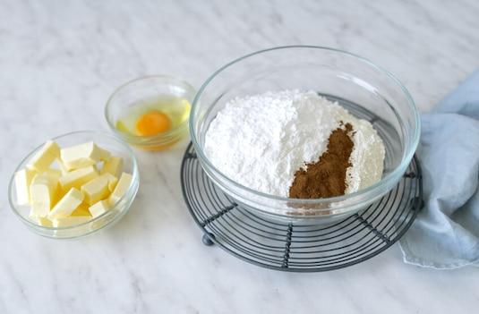 Świąteczne ciasteczka - Krok 1