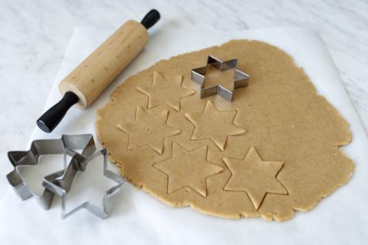Świąteczne ciasteczka - Krok 3