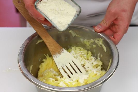 Картофельные оладьи - Шаг 3