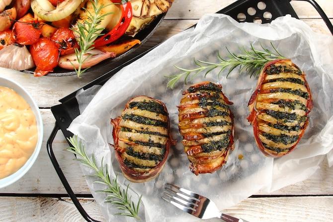 Jarska sprawa, czyli 13 przepisów na bezmięsne dania z grilla