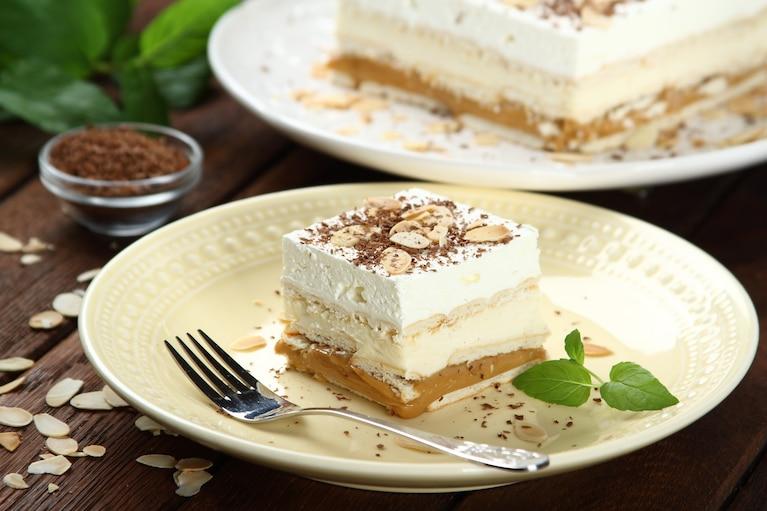 Ciasto 3 Bit Bez Pieczenia Na Krakersach Zobacz Na Przepisy Pl