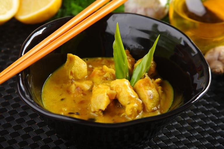 Amok Moan - Kurczak po kambodżańsku