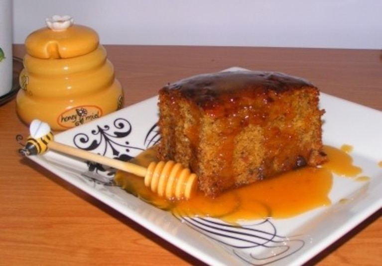 Angielski pudding :)