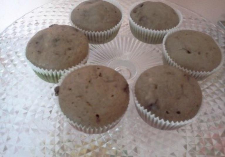Babeczki kawowo-czekoladowe
