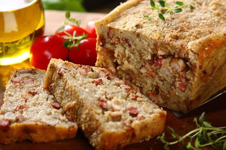 Babka ziemniaczana z mięsem