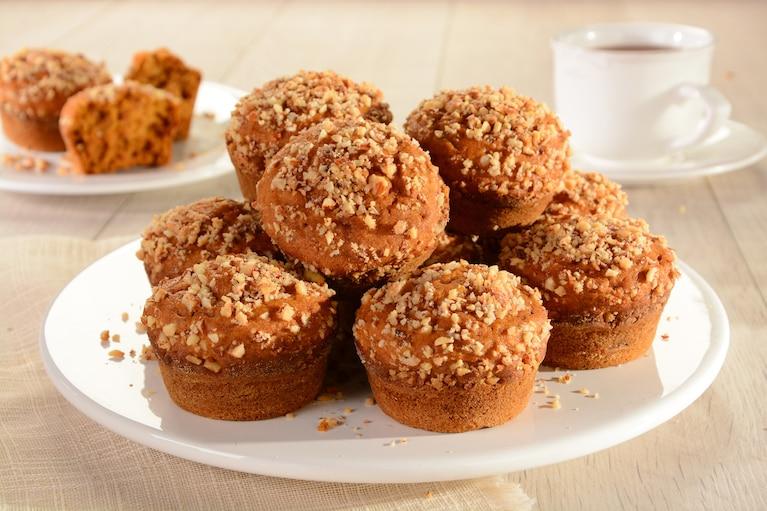 Batatowe muffinki
